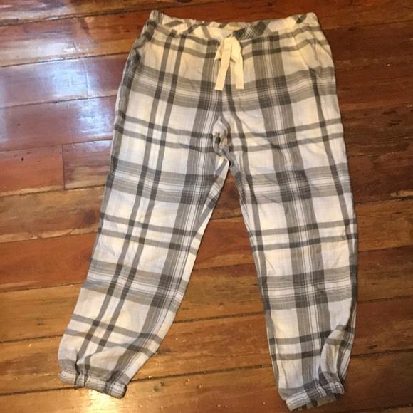 3e790a6f4dd Anthropologie Other - NWOT Cloth and Stone plaid pajama bottoms